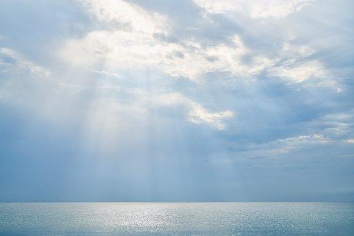 Marine, Landscape, Light, Solar, Cloud, Blue