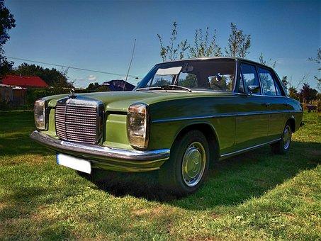 Mercedes, Mercedes Benz, Oldtimer, Line 8, Luxury