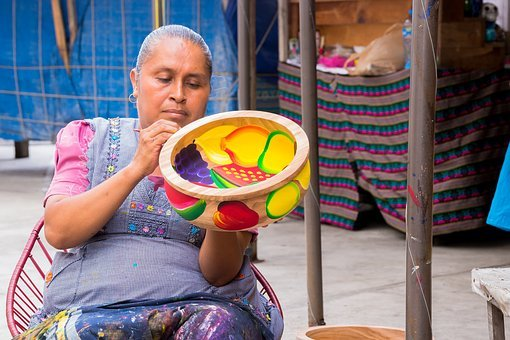 Women, Crafts, Mexican, Mexico, Indigenous