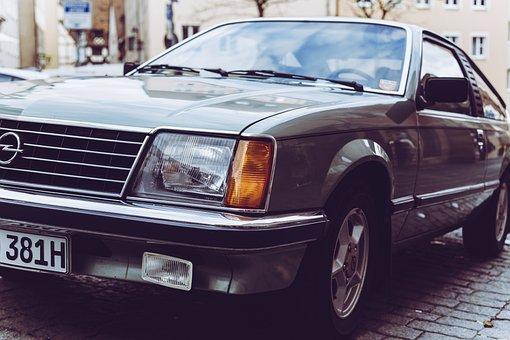 Opel, Monza, Oldtimer, Classic, Automotive, Auto, Pkw