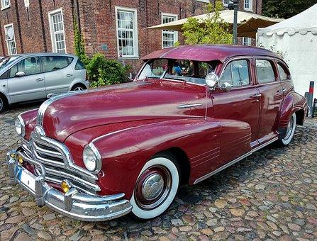 Oldtimer, Classic, Auto, Vehicle, Retro, Old, Nostalgia