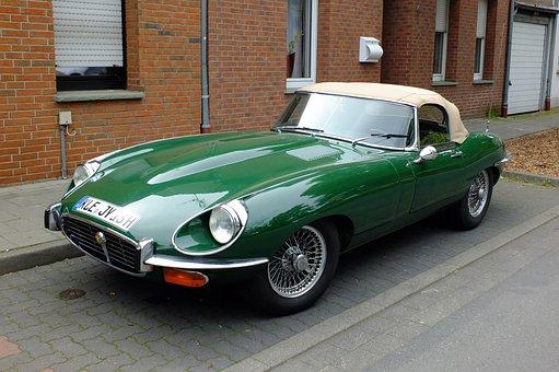 Auto, Sports Car, Oldtimer, Nostalgia, Automotive