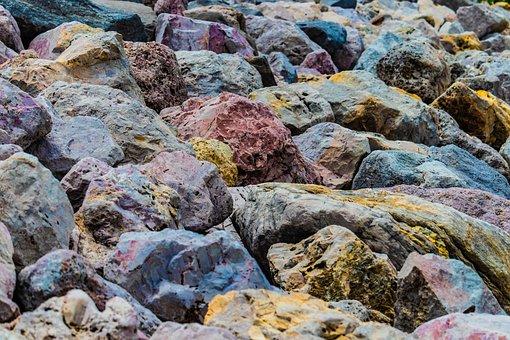 Stones, Rocks, Colorful, Pebbles, Tranquil, Zen
