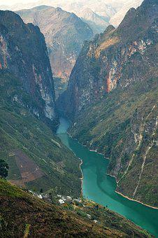 Ha Giang, Vienam, Nho Que River, Lanscapes, Photography