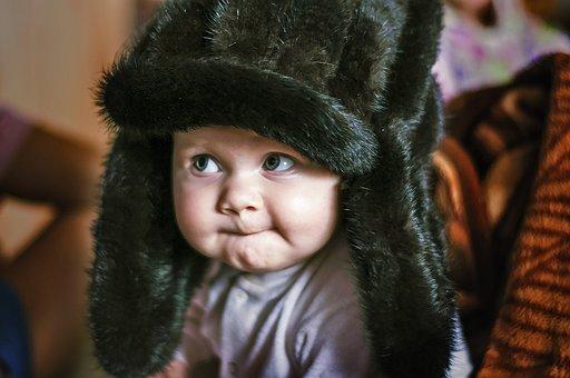 Baby, Kid, Girl, Summer, Plays, Preparing For Winter