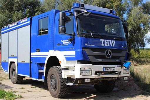 Auto, Ambulance, Vehicle, Truck, Protection