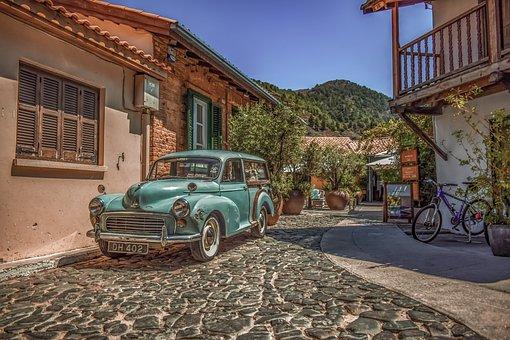 Car, Oldtimer, Classic, Vintage, Retro, Antique, Street