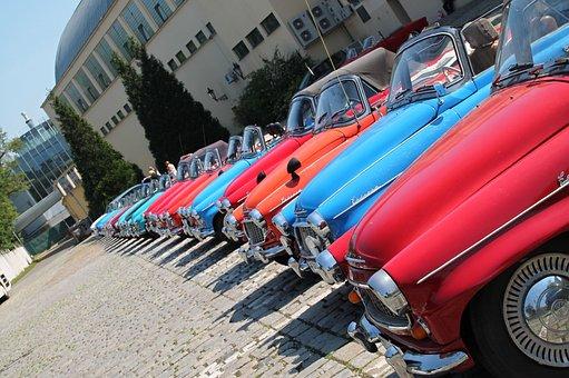 Felicia, Veteran, Old Car, Auto, Retro, Classic
