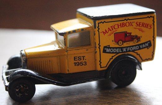 Toy, Car, Old, Vintage, Decoration, Nostalgia, Retro
