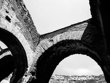 Rome, Colosseum, Italy, Ancient, Tourism, Famous