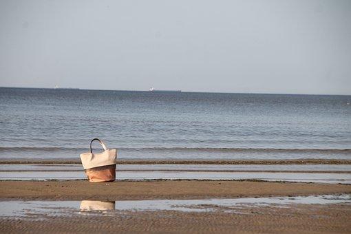 Latvia, City, Tourism, Sea, Scenic, Water, Nature