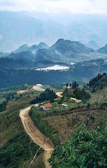 Nature, Lanscapes, Travel, Asia, Vietnam, Street