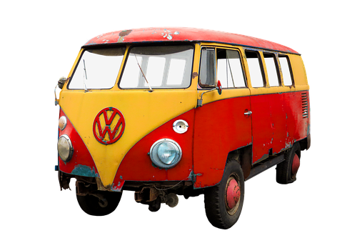 Transport, Traffic, Auto, Oldtimer, Vw Bus, Classic