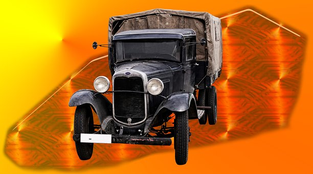 Ford, Truck, Oldtimer, Auto, Automotive, Old, Old Car