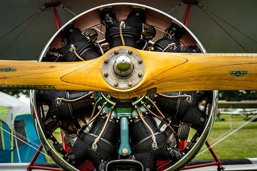 Biplane, Aviation, Vintage, Plane, Fly, Aircraft