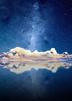 Fantasy, Water, Heaven, Creative, Color, Blue