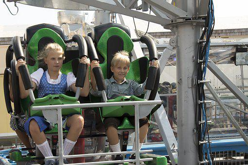 Children, Brothers And Sisters, Roller Coaster