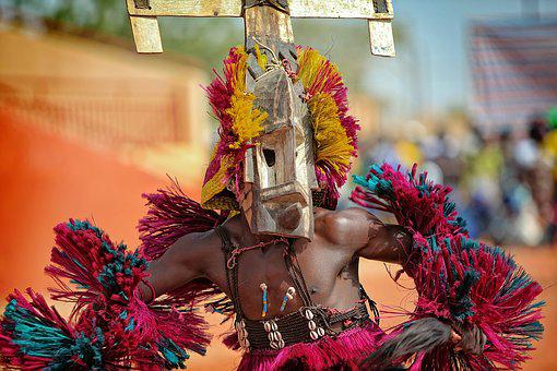Africa, The Festival, Man, The Art Of, Music, Culture