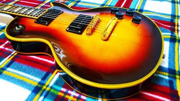Electric Guitar, Electric Guitar Les Paul, Les Paul