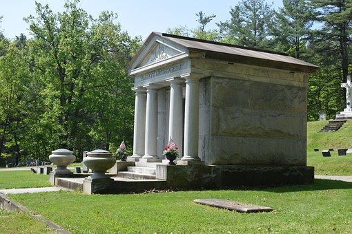 Catholic, Cemetery, Headstone, Religion, Sculpture