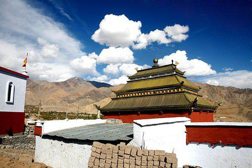 Ladakh, India, Indiagod, Himalayas, Lake, River, Asia