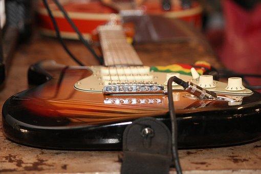 Music, Guitar, Instrument, Guitarist, Musician, Sound