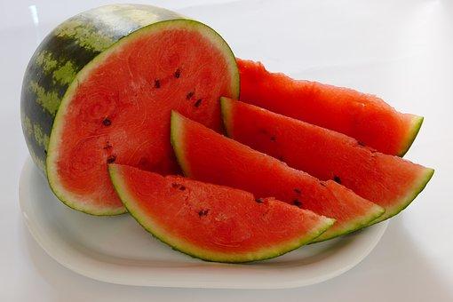 Watermelon, Fruit, Fresh, Melon, Juicy, Vitamins, Red