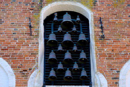 Bells, Glockenspiel, Music, Metal, Ring, Sound, Clock