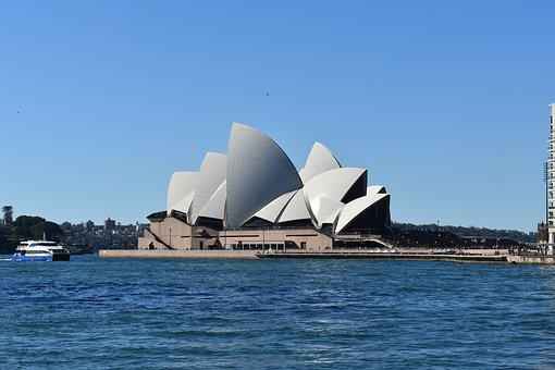Sydney, Opera House, Australia, Architecture, Icon