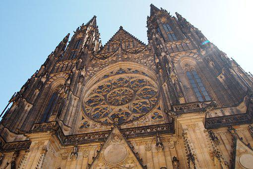 The Cathedral, Prague, The Czech Republic, Church