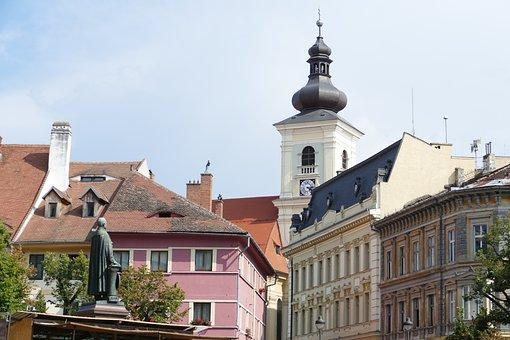 Sibiu, Romania, Transylvania, Hermannstadt