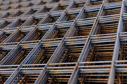 Welded Wire Mesh, Structural Steel Matt
