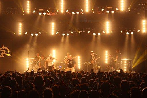 Concert, Freiburg, Zmf, Tent Music Festival, Tent