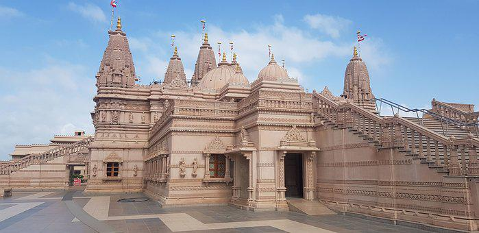 Temple, Worship, Religion, God, Faith, Holy, India