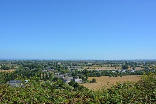 Panoramic Views, Aerial View, Landscape, Panorama