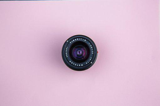 Lens, Wide Angle, Photography, Slr, Lenses, Old, Analog