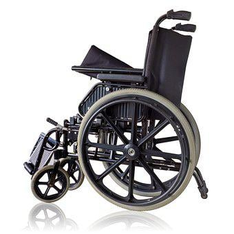 Wheelchair, Old, Vintage, Isolated, Wheel, Antique