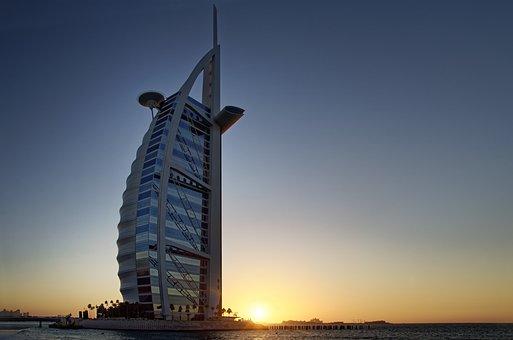U A E, Dubai, Burj Al Arab, Architecture, City