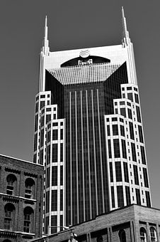 Office Building, Nashville, Tennessee, Architecture