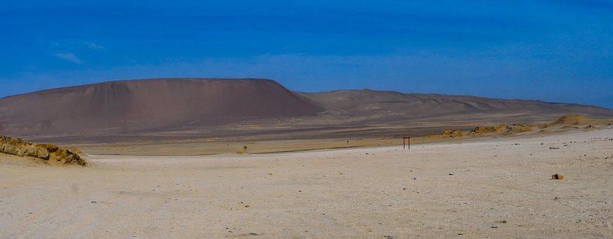 Desert, Sand Dune, Sand, Dry, Landscape, Hot, Barren