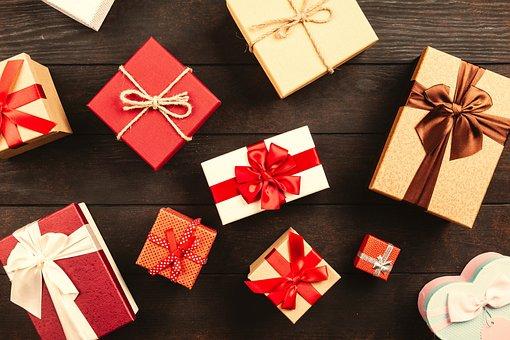 Gift, Box, Christmas, Present, Celebration, Holiday