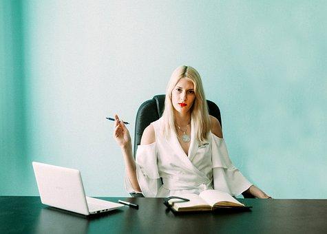 Business Woman, Entrepreneur, Business, Woman, Work