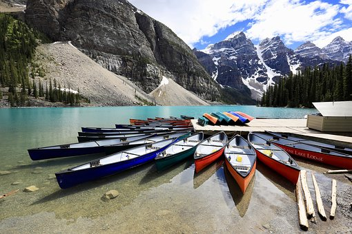 Moraine Lake, Banff, National Park, Canada