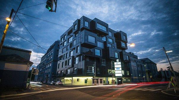 Building, City, Architecture, Sky, Urban, Skyscraper
