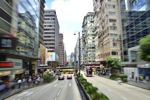 Hongkong, Asia, City, Cityscape, Skyline, Travel