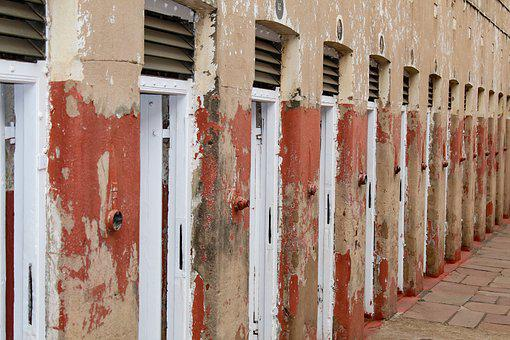 Prison Cells, Constitutional Hill, Johannesburg