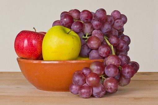 Fruit, Food, Healthy, Fresh, Table, Sweet, Ripe, Diet