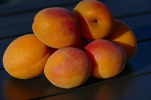 Apricots, Yellow, Fruit, Fresh, Food, Healthy, Fruits