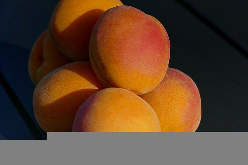 Apricots, Yellow, Fruit, Food, Healthy, Sweet
