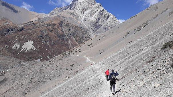 Tilicho Trekking, Manang, Nepal, Adventure, Himalayas